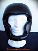 COD. CS-02_Casco PARAZIGOMI ecopelle