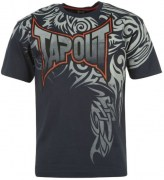 COD. TS-10_T-shirts TAPOUT tribal blu