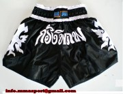 COD. SH-10_THAI Shorts - NERO TRIBAL